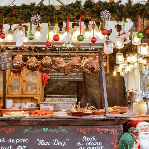 Now is Time to Start Planning Your Christmas in Paris and Alsace