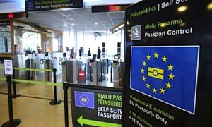 No Change for UK Passport Holders at Dublin Airport Immigration If UK Leaves EU Without a Deal