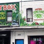 Hotbox Cafe in Toronto launches a petition against the cannabis lottery system