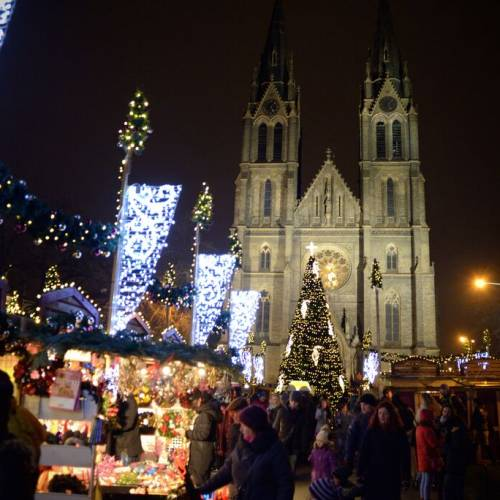 A guide to Prague's Christmas Markets
