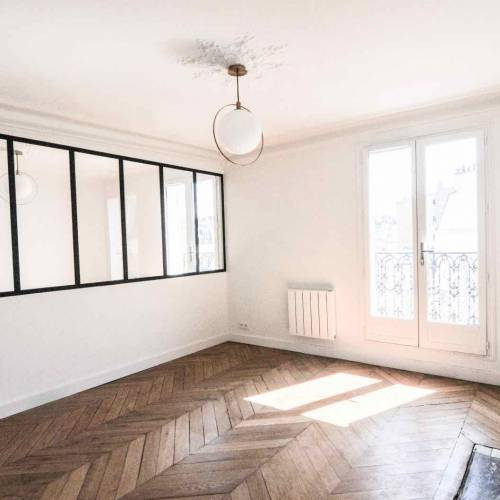 Watch what it's like to Buy and Renovate an Apartment in Paris
