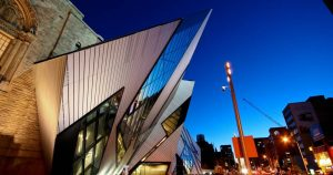 The ROM is opening its doors for free one day every month