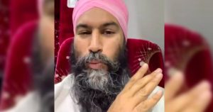 Jagmeet Singh is tearing up TikTok with an election rap video