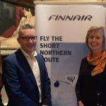 Finnair Hosts Its Top Agents to 'Thank You' Lunch