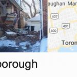 Somehow Scarborough got this image for its Google search result
