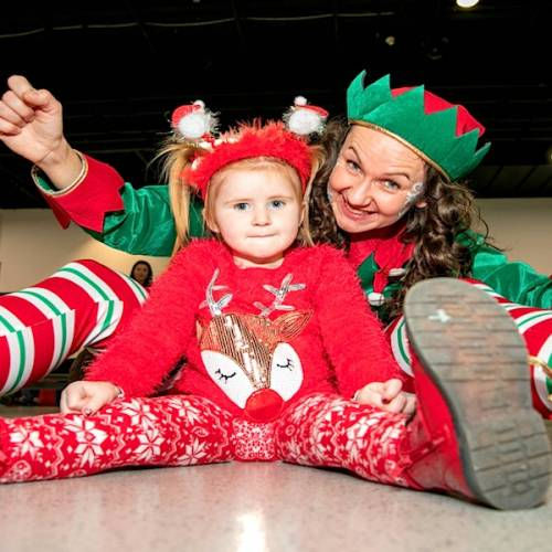 Christmas Takes Flight as Santa Meets 2,000 Children and Parents Over Shannon Airport