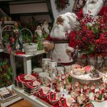 Christmas shopping in Lisbon for festive gifts