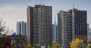 The average cost of a one bedroom rental in Toronto climbs to $2,314