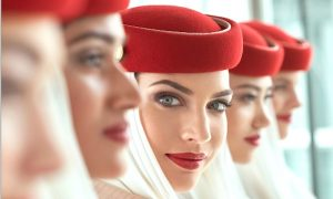 Emirates Cabin Crew is Recognised as 'World's Best'