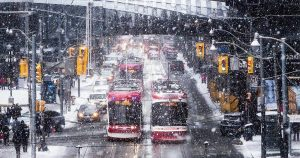 Environment Canada issues new warning for major snowstorm in Toronto