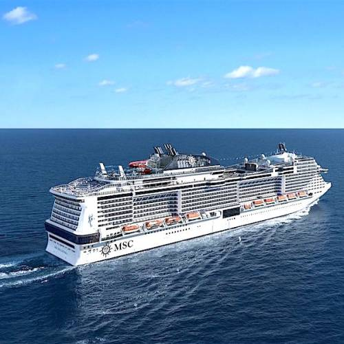 MSC Cruises Updates Itinerary for MSC Bellissima's Grand Voyage of Asia