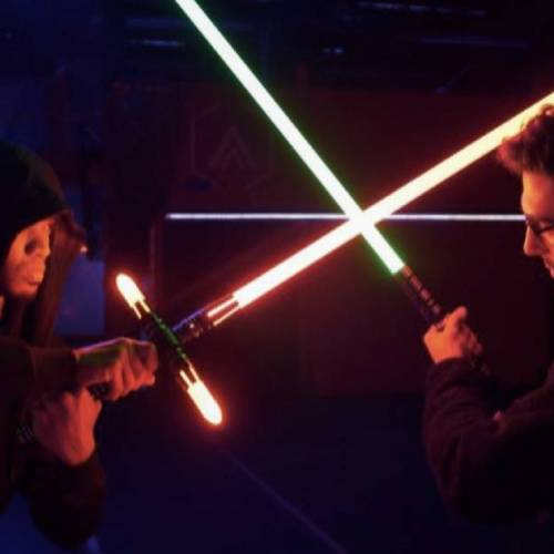 Toronto just got its first facility dedicated to lightsaber dueling for Star Wars fans