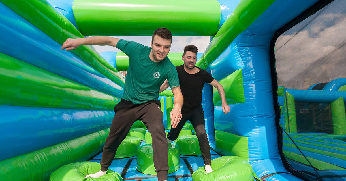 Toronto is getting a giant inflatable entertainment complex