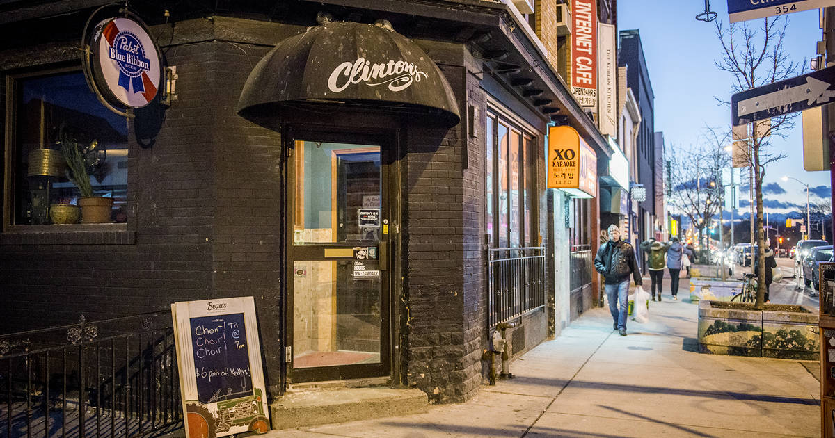 Clinton's Tavern abruptly shuts down after 83 years in Toronto