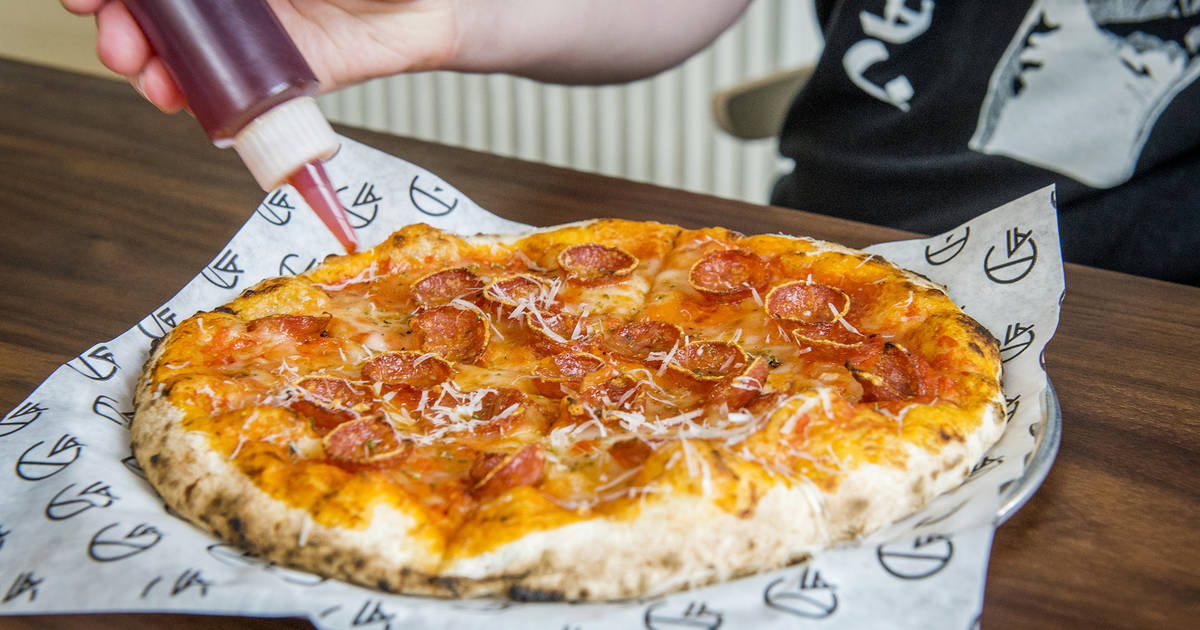Pizza joints in Toronto are now selling dough and toppings so you can make it from home