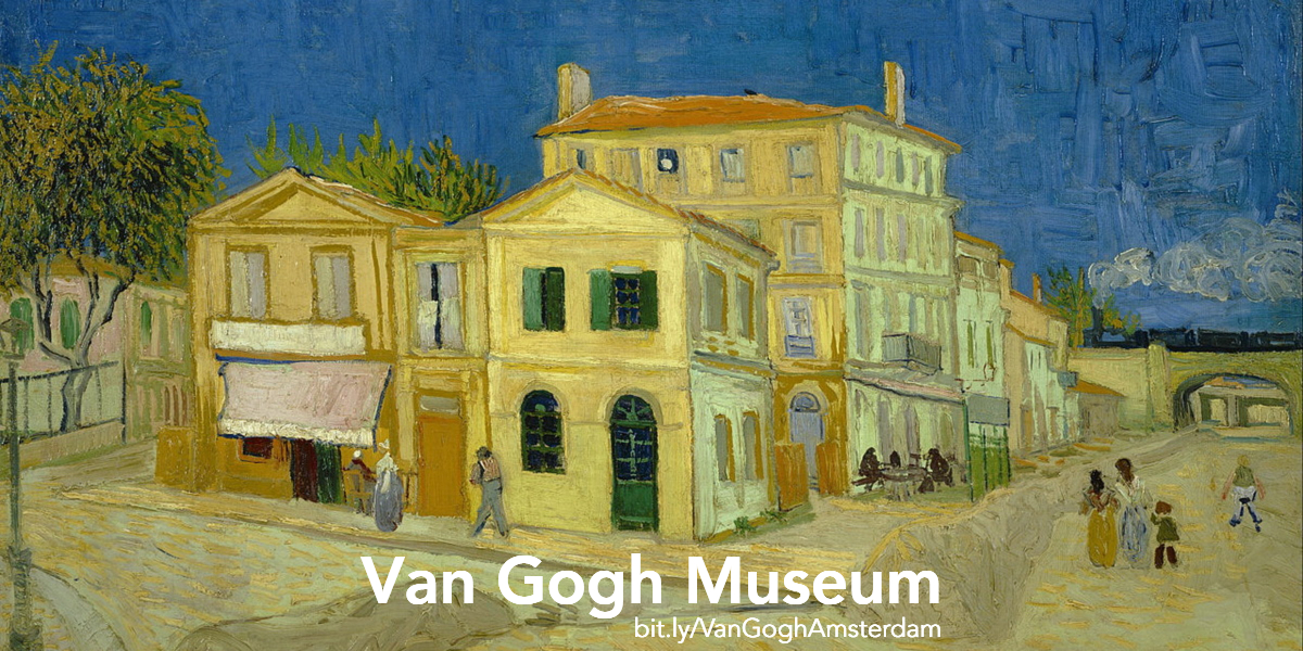Van Gogh Museum — Plan Your Visit