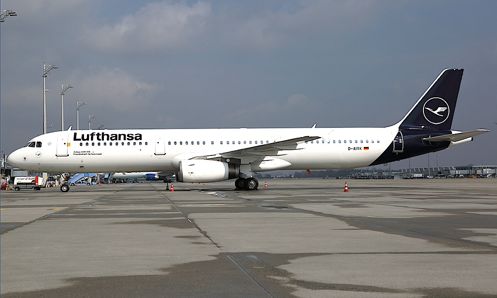Lufthansa and Eurowings Implement Physical Space on Flights