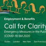 Emergency Measures in the Public Interest (COVID-19) Bill 2020 – Call for Clarity