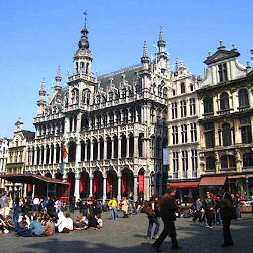 Images of Belguim can win a trip for two