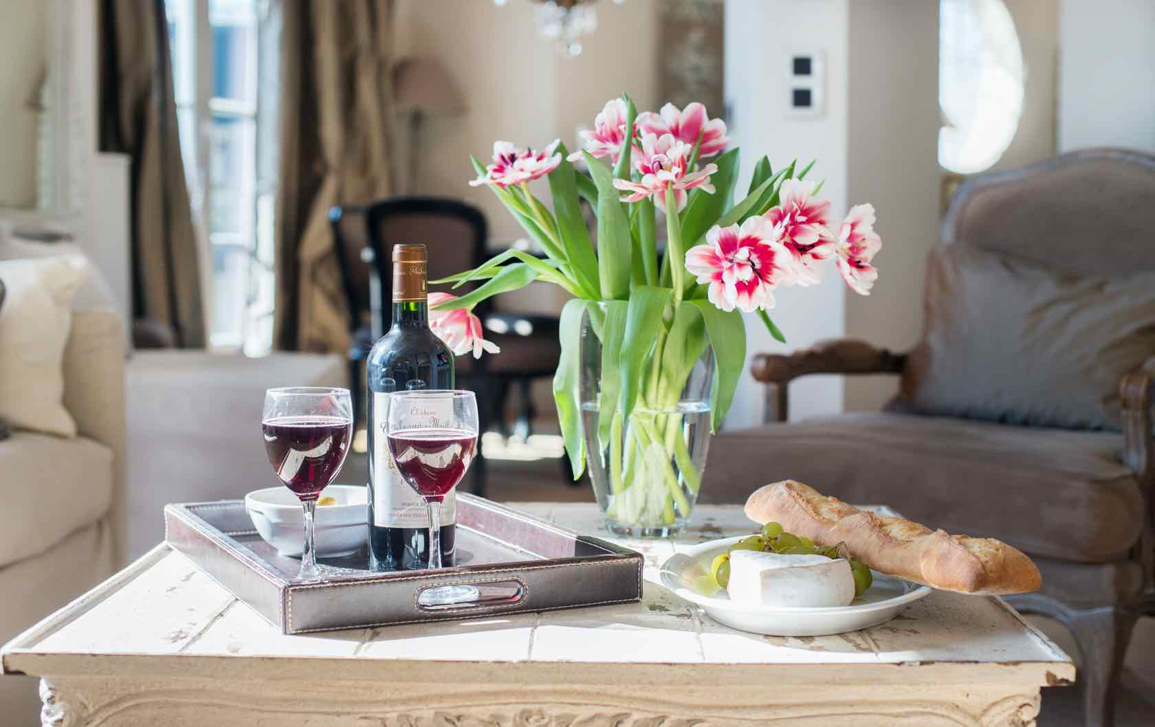 Santé! Here's how to Create a French Apéro at Home