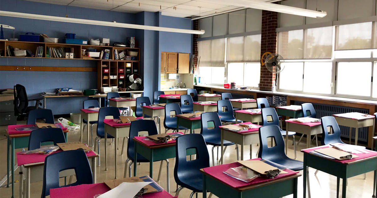 Multiple schools in Toronto are already dealing with COVID-19 infections