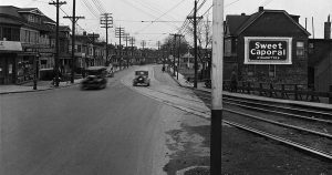 The history of the Roncesvalles neighbourhood in Toronto