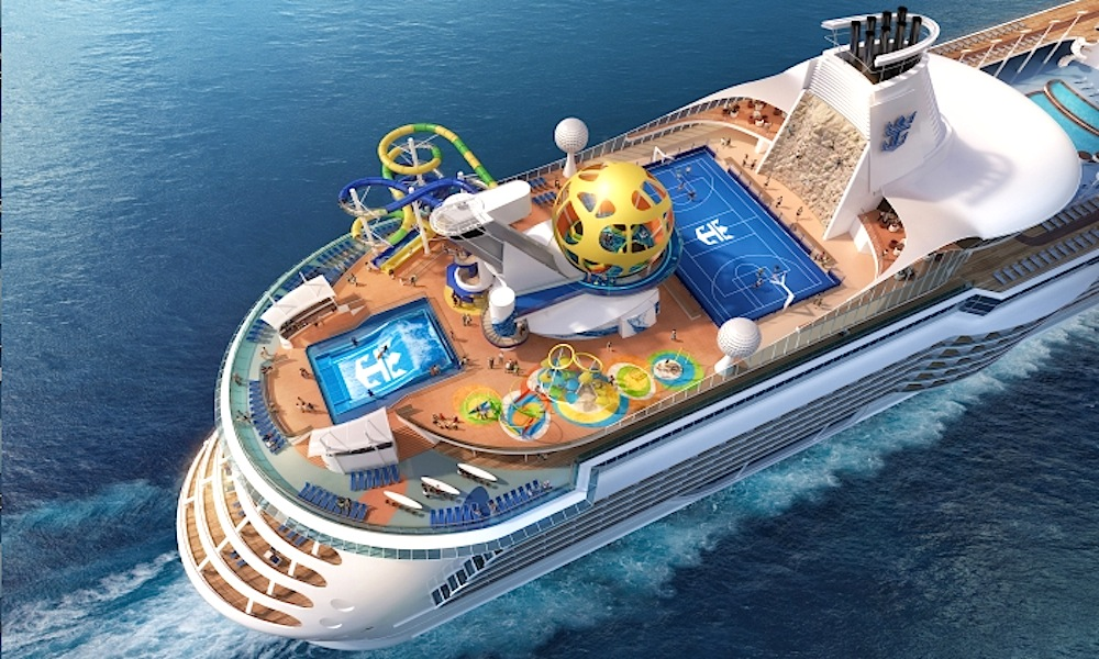 """Royal Caribbean Group is extending its """"Cruise with Confidence"""" program."""