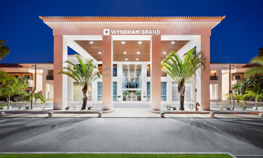 Wyndham Grand Algarve Re-Launches as Five-Star Resort