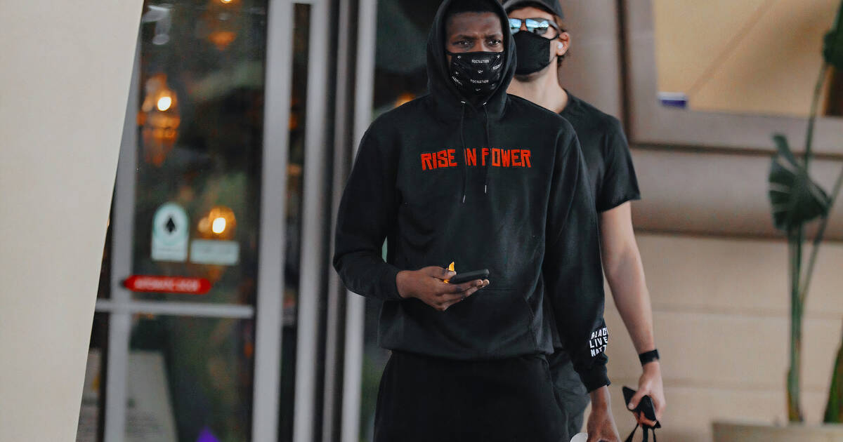 Toronto Raptors release BLM merch and all proceeds are going to charity