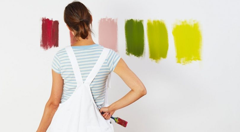 Painting Your Walls: Check out 2021's 7 Colour Trends