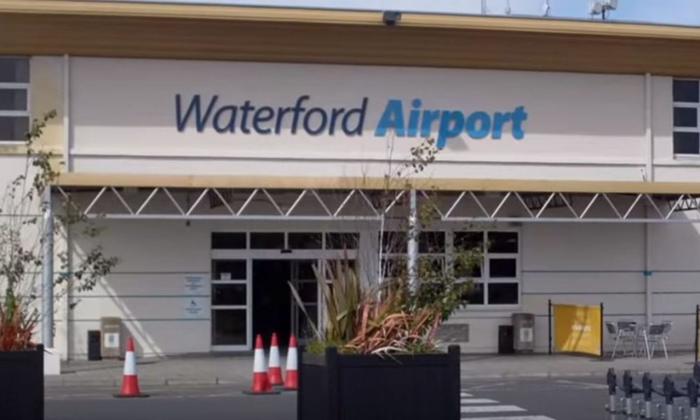 Doubts Over Funding for Waterford Airport