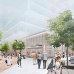 Plans unveiled for new Corktown Station transit hub in Toronto