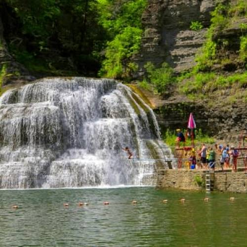 A Family Road Trip Around Cayuga Lake in the Finger Lakes, NY