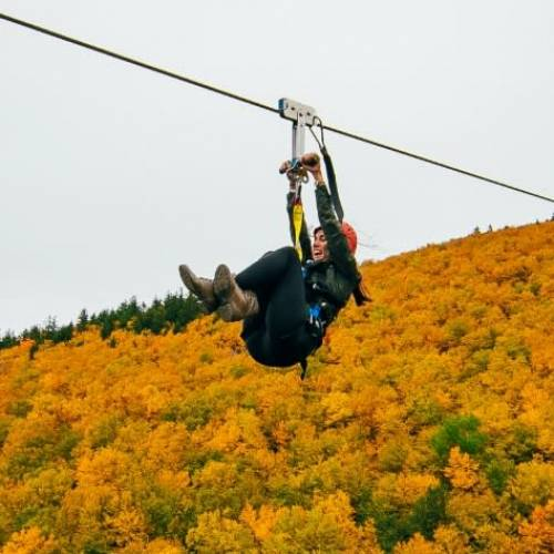 Plan a Friends Fall Getaway in New York State