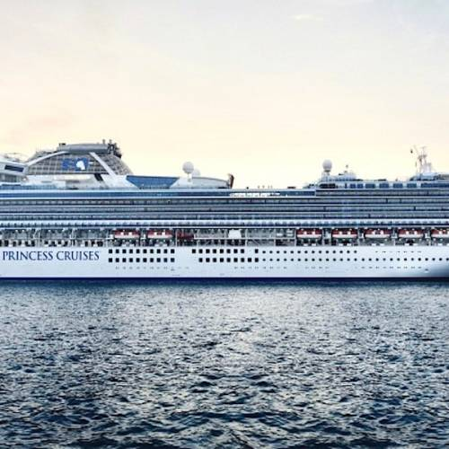 Supplier of the Week: Princess Cruises
