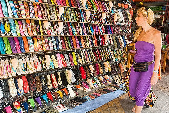 From Super Chic to Street, It's Always Shopping Paradise in Bangkok