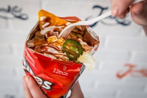 Toronto's spot for outrageous junk food has closed