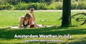 Amsterdam Weather in July