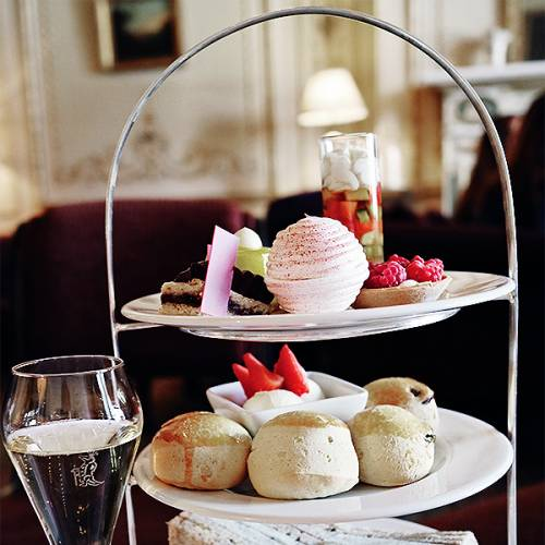 In Review: English Garden Afternoon Tea, Home House London