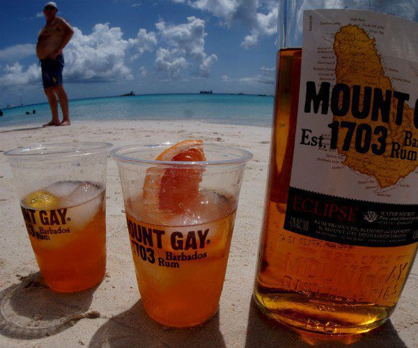 The highest 5 causes to go to Barbados