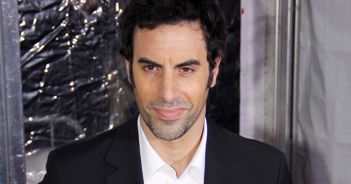 Sacha Baron Cohen movie could soon be filming in Toronto