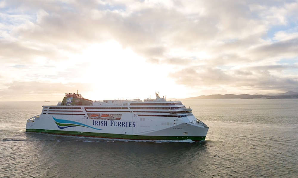 Taking a Literary Sailing to France with Irish Ferries on W.B. Yeats