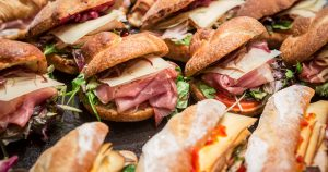 The top 10 corporate & office food catering companies in Toronto