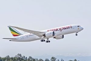 Ethiopian Airlines Gets Fifth Freedom Rights for Dublin-Madrid