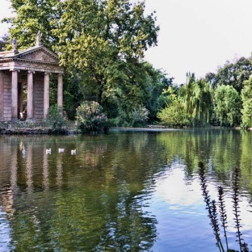 Things to Do in Rome for Lovers of the Outdoors