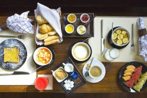Eggs Benedict, French Toast, Bagels, Single Origin Roasts, and Other Breakfast Options in Bangkok