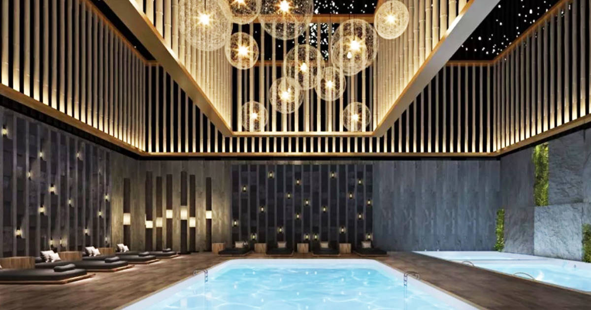 This breathtaking spa just opened in Markham