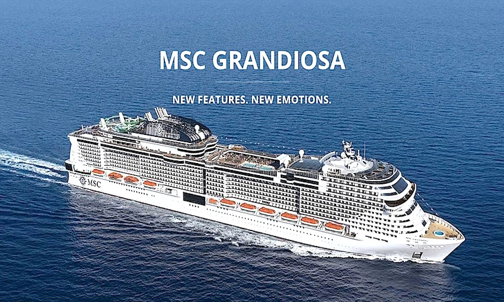 Numerous Opportunities for Agents in 2020 with MSC Cruises