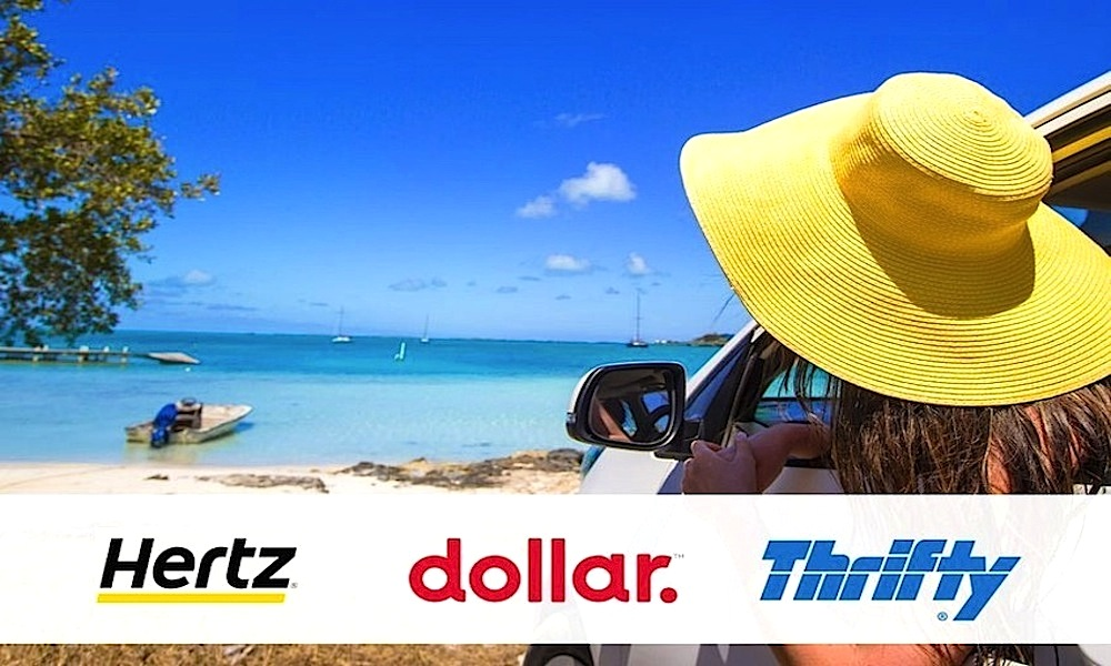 Hertz, Dollar and Thrifty: Three Great Value Brands, Endless Possibilities