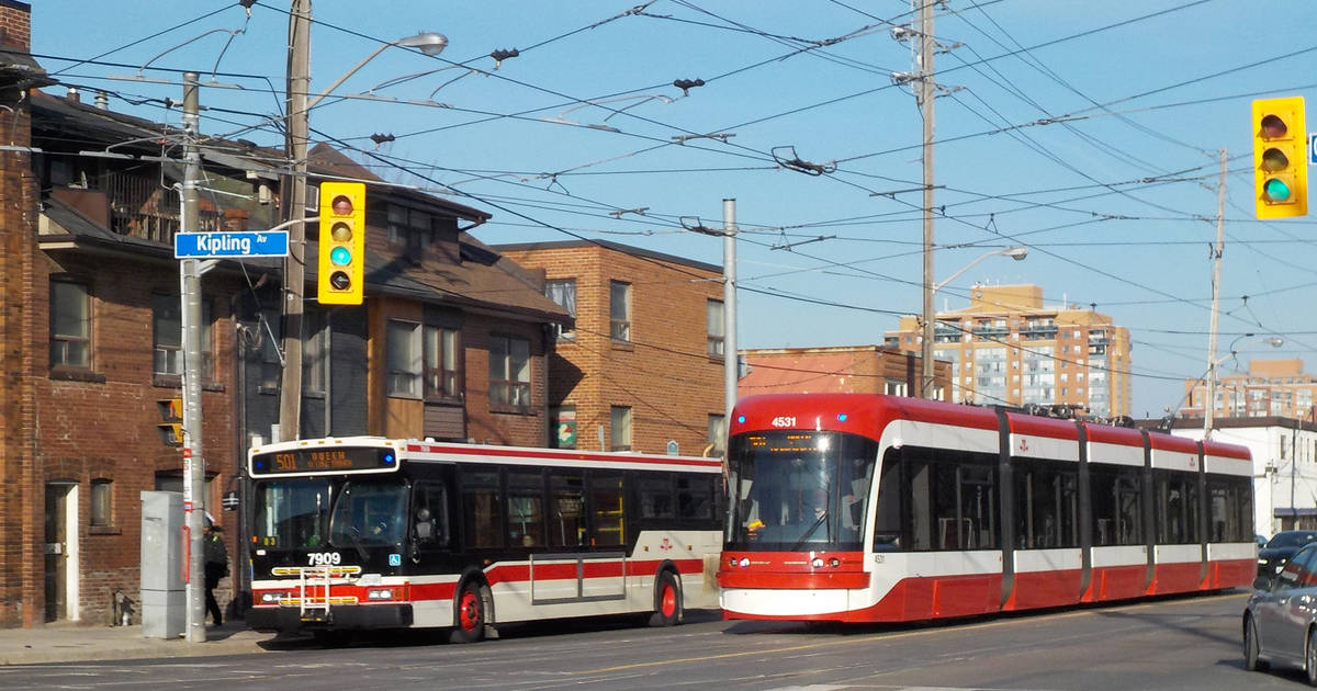 People are calling for the TTC to be totally free during COVID-19